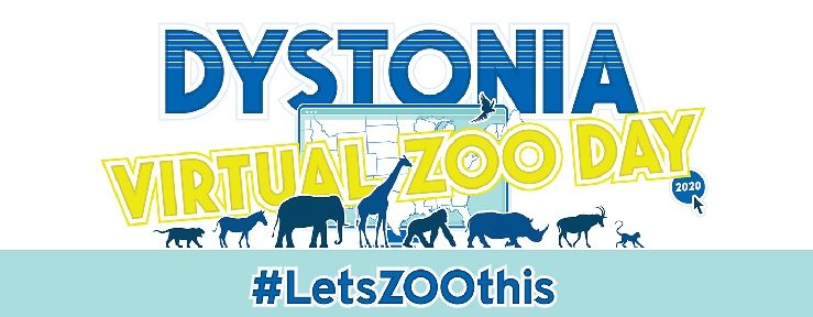 Virtual Dystonia Zoo Day